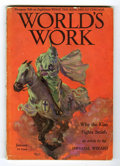 Magazines:Miscellaneous, World's Work V55#3 (Doubleday, Page & Company, 1928) Condition:GD/VG....