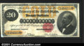 Large Size Gold Certificates:Large Size, 1882 $20 Gold Certificate, Fr-1178, VF-XF. A beautiful, well pr...