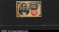 Fractional Currency: , 1874-1876 10c Fifth Issue, Meredith, Fr-1266, XF. You may bid o...