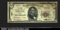 National Bank Notes:Maine, Canal National Bank of Portland, ME, Charter #941. 1929 $5 Type...