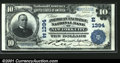 National Bank Notes:New York, American Exchange National Bank of New York, NY, Charter #1394....