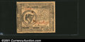 Colonial Notes:Continental Congress Issues, November 29, 1775, $8, Continental Congress Issue, CC-18, XF-AU...