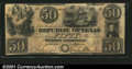 Miscellaneous:Republic of Texas Notes, Undated $50 Republic of Texas, Cr-A7, VF, CC. You may bid on th...