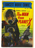 Golden Age (1938-1955):Science Fiction, Fawcett Movie Comic #15 The Man from Planet X - Mohawk Valleypedigree (Fawcett, 1952) Condition: GD....