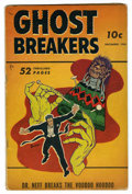 Golden Age (1938-1955):Horror, Ghost Breakers #2 (Street & Smith, 1948) Condition: GD/VG....