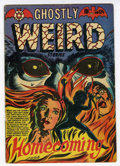 Golden Age (1938-1955):Horror, Ghostly Weird Stories #124 (Star, 1954) Condition: VG/FN....