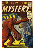 Silver Age (1956-1969):Horror, Journey Into Mystery #62 (Marvel, 1960) Condition: VG/FN....