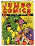 Golden Age (1938-1955):Science Fiction, Jumbo Comics #10 (Fiction House, 1939) Condition: GD....