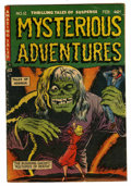 Golden Age (1938-1955):Horror, Mysterious Adventures #12 (Story Comics, 1953) Condition: VG+....