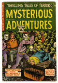 Golden Age (1938-1955):Horror, Mysterious Adventures #21 (Story Comics, 1954) Condition: GD/VG....