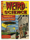 Golden Age (1938-1955):Science Fiction, Weird Science 13 (#2) (EC, 1950) Condition: FN....