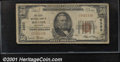National Bank Notes:Colorado, First National Bank of Boulder, CO, Charter #2352. 1929 $50 T...