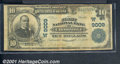 National Bank Notes:Colorado, First National Bank of Carbondale, CO, Charter #9009. 1902 $1...