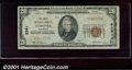 National Bank Notes:Colorado, First National Bank of Florence, CO, Charter #5381. 1929 $20 ...