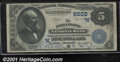 National Bank Notes:Colorado, Fort Collins National Bank, Fort Collins, CO, Charter #5503. ...
