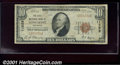 National Bank Notes:Colorado, American National Bank of Longmont, CO, Charter #11253. 1929 $1...