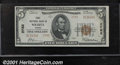 National Bank Notes:Kansas, First National Bank in Wichita, KS, Charter #2782. 1929 $5 Type...