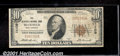 National Bank Notes:West Virginia, Bluefield National Bank, Bluefield, WV, Charter #11109. 1929 $1...