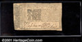 Colonial Notes:Maryland, April 10, 1774, $2/9, Maryland, MD-62, Fine. A problem-free cir...