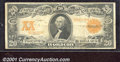 Large Size Gold Certificates:Large Size, 1906 $20 Gold Certificate, Fr-1181, Fine+. A problem-free examp...