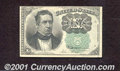 Fractional Currency: , 1874-1876 10c Fifth Issue, Meredith, Fr-1264, XF. ...