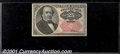Fractional Currency: , 1874-1876 25c Fifth Issue, Walker, Fr-1309, Choice AU. ...