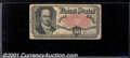 Fractional Currency: , 1874-1876 50c Fifth Issue, Crawford, Fr-1381, Fine. ...