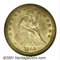 Seated Quarters: , 1840-O 25C DRAPERY