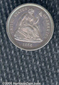 Proof Seated Half Dimes: , 1866 H10C