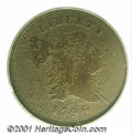 Additional Certified Coins: , 1796 1/2 C WITH POLE, BN