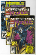 Modern Age (1980-Present):Horror, Morbius: The Living Vampire Group (Marvel, 1992-95) Condition:Average NM-.... (Total: 28)
