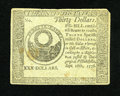 Colonial Notes:Continental Congress Issues, Continental Currency Counterfeit Detector September 26, 1778 $30About New. This is another delightful example of this count...
