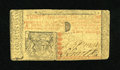 Colonial Notes:New Jersey, New Jersey April 8, 1762 30s Very Fine-Extremely Fine. An unusually nice example for this issue that has some light folds bu...