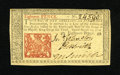 Colonial Notes:New Jersey, New Jersey March 25, 1776 18d Very Choice New. A crisp andcrackling fresh example with great signatures and serial numbera...
