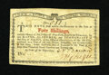 Colonial Notes:New York, New York January 6, 1776 (Water Works) 4s Gem New. Superb embossingand exceptional margins are claimed by this Waterworks n...