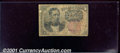 Fractional Currency: , 1874-1876 10c Fifth Issue, Meredith, Fr-1265, Good. You may bid...