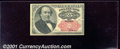 Fractional Currency: , 1874-1876 25c Fifth Issue, Walker, Fr-1309, VF. You may bid on ...