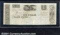 Obsoletes By State:Ohio, $1 Elyria, OH, Choice AU. Unissued Remainder. You may bid on th...