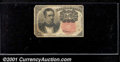 Fractional Currency: , 1874-1876 10c Fifth Issue, Meredith, Fr-1265, Good-VG. An inch ...