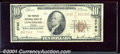National Bank Notes:Virginia, Peoples National Bank of Lynchburg, VA, Charter #2760. 1929 $10...