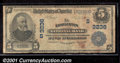 National Bank Notes:West Virginia, Charleston National Bank, WV, Charter #3236. 1902 $5 Third Char...