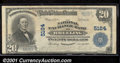 National Bank Notes:West Virginia, National Exchange Bank of Wheeling , WV, Charter #5164. 1902 $2...