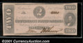 Confederate Notes:1862 Issues, 1862 $2 Judah P. Benjamin, T-54, CU. This note was part of a sm...