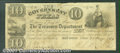 Miscellaneous:Republic of Texas Notes, $10, The Government of Texas, Houston, TX, 1/28/1839, H-17, Fin...