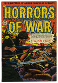 Golden Age (1938-1955):War, Horrors #12 (Star, 1953) Condition: VF-....