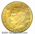 Commemorative Gold: , 1916 G$1 MCKIN