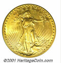 Saint-Gaudens Double Eagles: , 1927-S $20