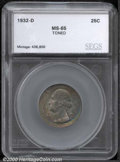 Additional Certified Coins: , 1932-D 25C