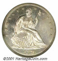 Additional Certified Coins: , 1876 50C