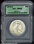 Additional Certified Coins: , 1941-S 50C